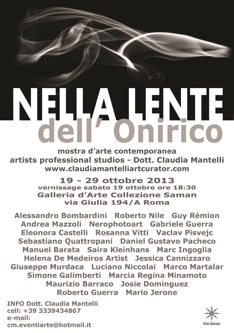 """""""Nella Lente dell'Onirico"""" Desideri-Speranze-Paure / """"In the Lens of  Dream"""" Wish-Hopes-Fears"""