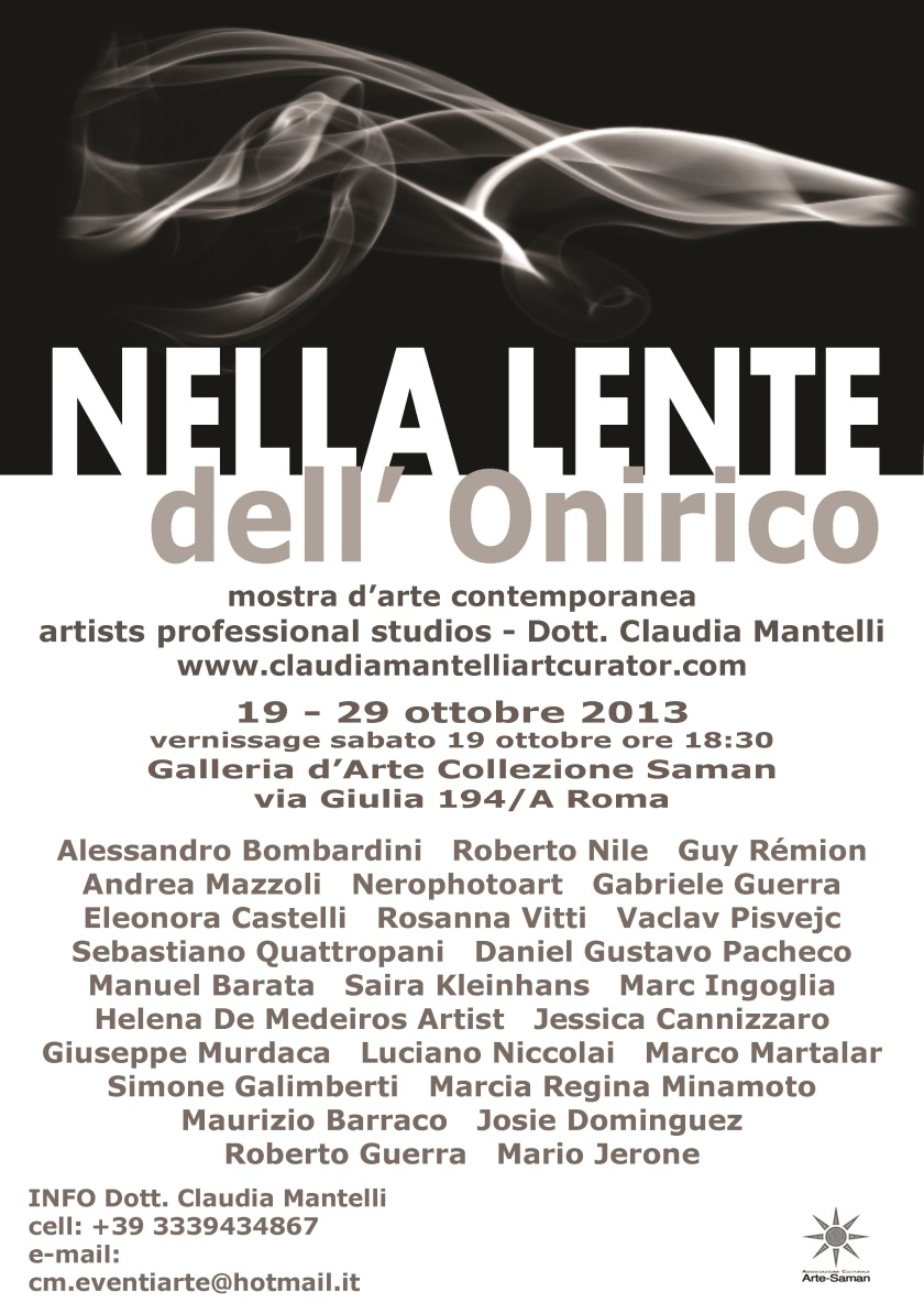 """Nella Lente dell'Onirico"" Desideri-Speranze-Paure / ""In the Lens of  Dream"" Wish-Hopes-Fears"