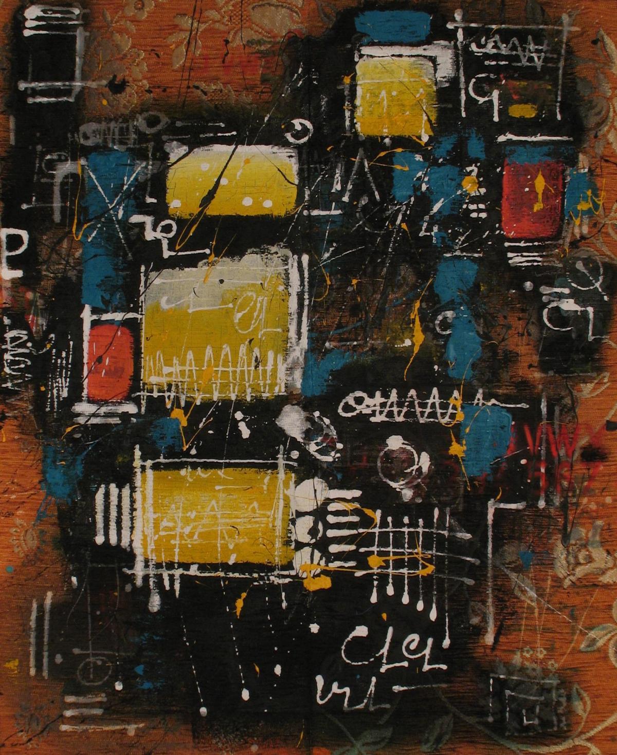 alessandro bombardini- Artworks-