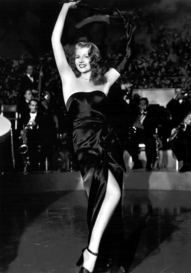 """Rita Hayworth in """" Gilda """""""