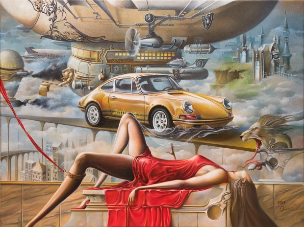 Oleg Osipoff -Taxi to Altar of the Desires