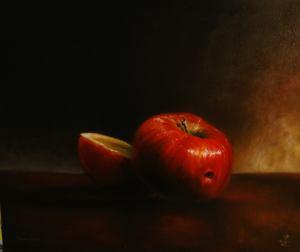 Simone Galimberti -THE HOLE- ( 50X60 cm. )