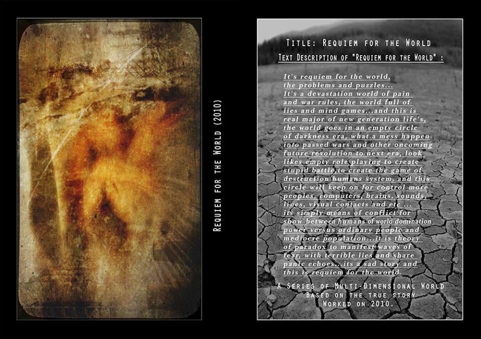 Gabriel MH  Arts- Requiem for theWorld
